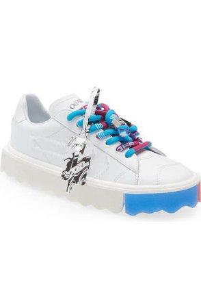 Off-White Sponge Sole Low Top Sneaker (Women) | Nordstrom