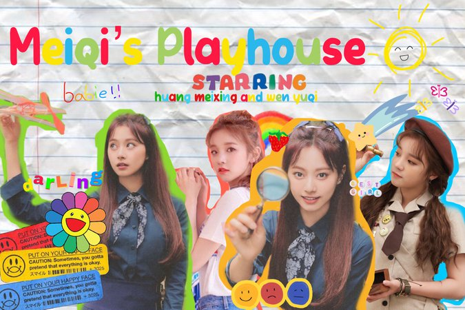 meiqi's playhouse logo - for @eot-official and @cloud9_offic by @cloud9_offic