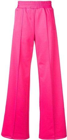Side Stripe Detail Trousers