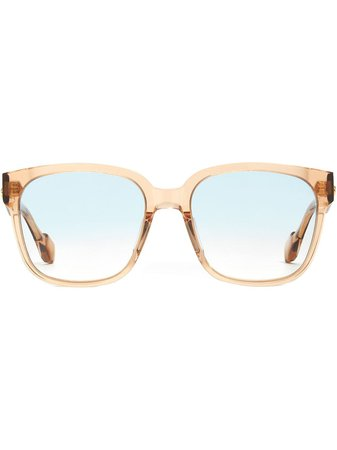 Shop Gentle Monster Kamil BRC1 sunglasses with Express Delivery - FARFETCH