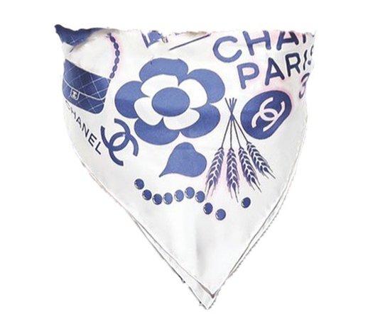 Chanel Square Scarf