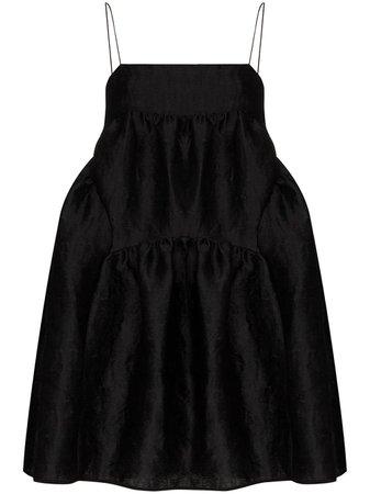 Cecilie Bahnsen Elin Cloqué Mini Dress - Farfetch