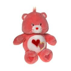 Care Bears plush toys from Amazon.com ❤ liked on Polyvore featuring stuffed animals, filler, toys, plushies and baby things