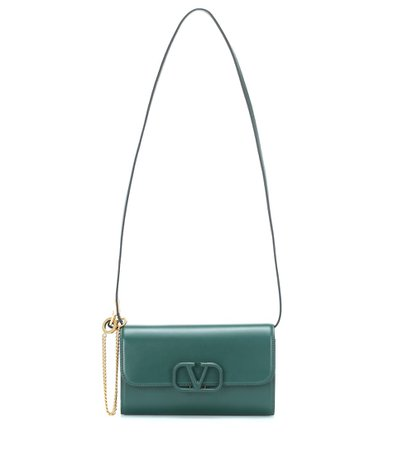 Valentino - Valentino Garavani VSLING leather shoulder bag | Mytheresa