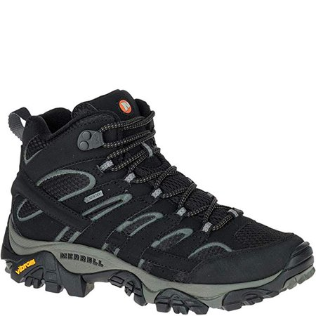 Merrell Women's Moab 2 Mid GTX High Rise Hiking Boots: Amazon.co.uk: Shoes & Bags