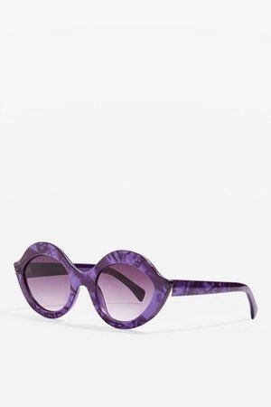 Purple Sunglasses | Bags & Accessories | Topshop
