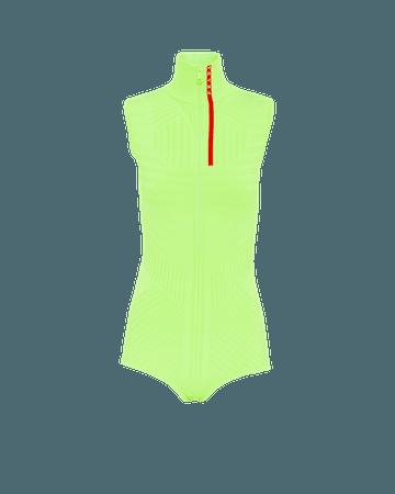 Prada Technical nylon bodysuit | Prada - 129303_1SXZ_F0YZS_S_191