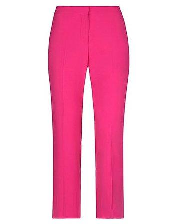 ALEXANDER MCQUEEN Casual Pants - Women ALEXANDER MCQUEEN Casual Pants online on YOOX United States - 13516766XG