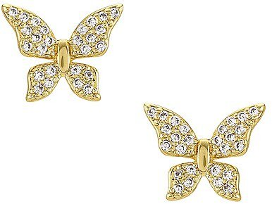 Uncommon James Butterfly Studs Earrings