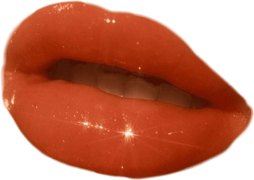 lips pink aesthetic moodboard sticker png...
