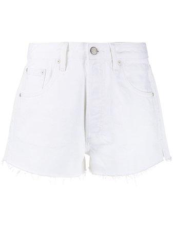 BOYISH DENIM Cody cut-off Denim Shorts - Farfetch
