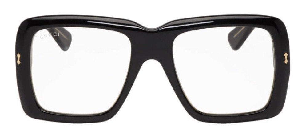 Gucci Black Ultra Bold Glasses