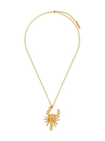 Ambush Scorpion Pendant Necklace | Farfetch.com