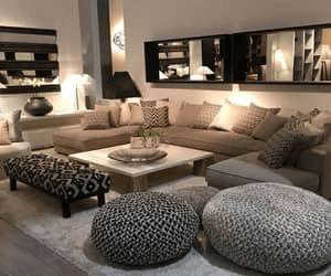 Living Room.💥 uploaded by Cillyhammes. on We Heart It
