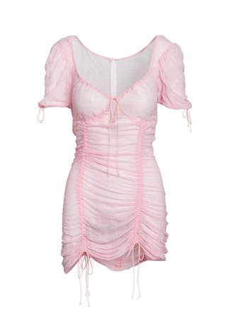 darling dearest dead — Romantic pink dresses by For Love & Lemons