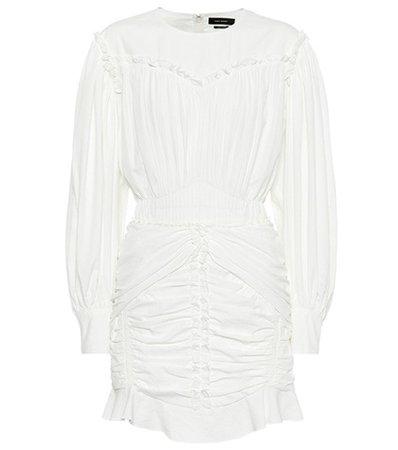 Unice ruffled dress