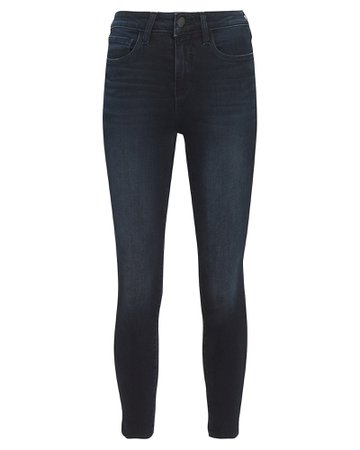 L'Agence Margot High-Rise Skinny Jeans | INTERMIX®