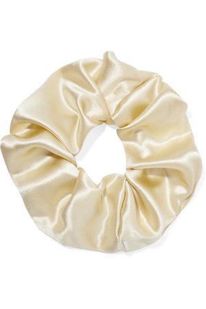 Sophie Buhai   Elegant silk-satin hair tie   NET-A-PORTER.COM