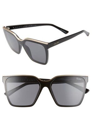 Quay Australia x Lizzo Level Up 55mm Sunglasses | Nordstrom