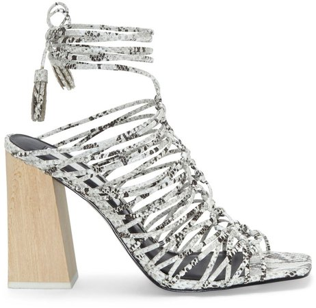 Imagine Vince Camuto Bennie Lace-up Sandal