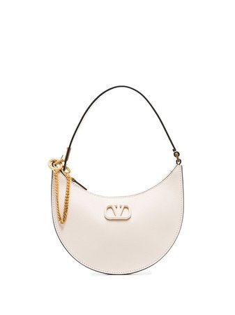 Shop Valentino Garavani VSLING leather shoulder bag with Express Delivery - Farfetch