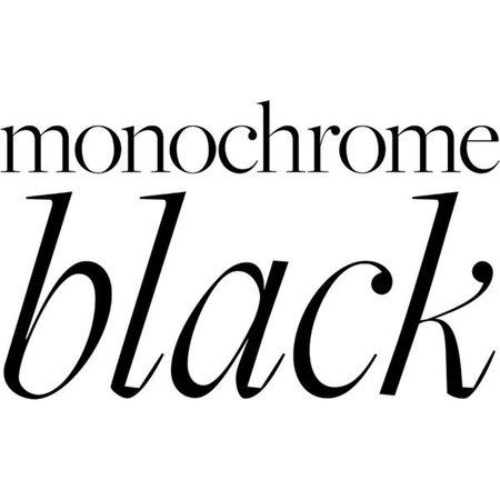 monochrome polyvore quote - Google Search