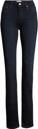 Transcend - Hoxton High Waist Straight Jeans