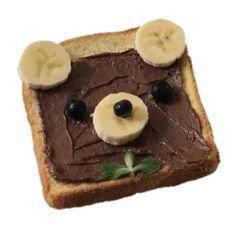 bear toast