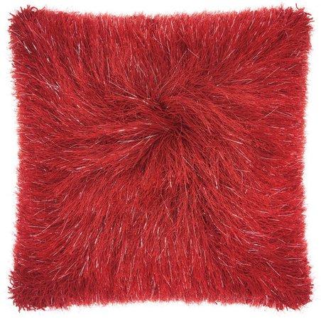 Willa Arlo Interiors Bowyer Shag Throw Pillow & Reviews   Wayfair