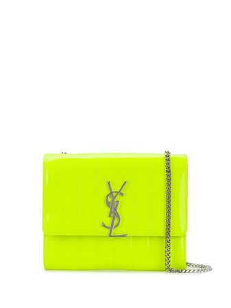 Saint Laurent Bolsa De Hombro Vicky Mini - Farfetch