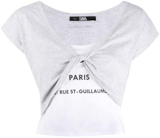 Rue St Guillaume T-Shirt