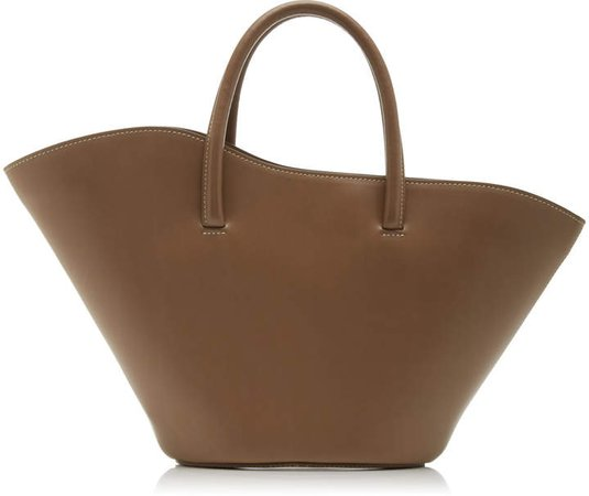 Little Liffner Small Tulip Leather Tote