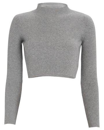 Andamane Enny Cropped Sweater   INTERMIX®