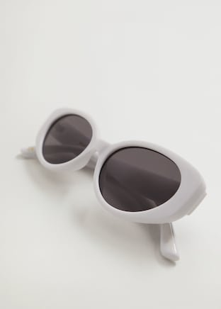 Acetate frame sunglasses - Woman | Mango Greece