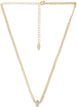 Snake Chain Pendant Necklace