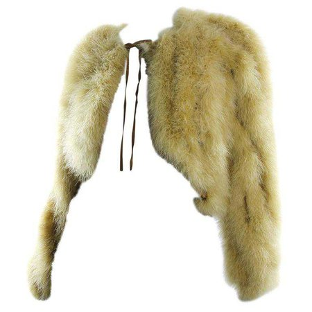 Jean Paul Gaultier Ostrich Feather Fur Coat - lime green For Sale at 1stdibs
