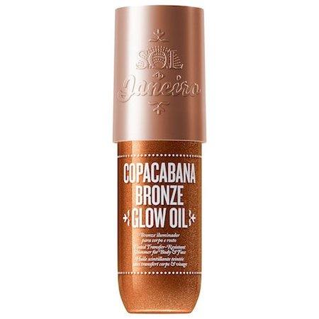 Sephora: Copacabana Bronze Glow Oil - Óleo de corpo