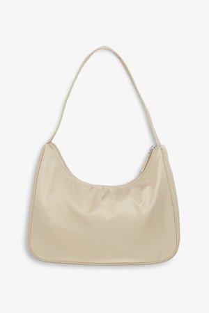 Shoulder bag - Beige - Bags, wallets & belts - Monki WW