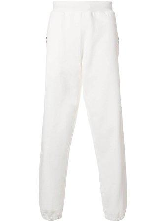 Adidas Originals By Alexander Wang Calça Jogger Com Estampa Gráfica - Farfetch