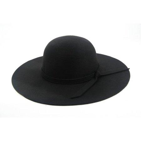 Women Felt Wide Floppy Hat 953 - Walmart.com