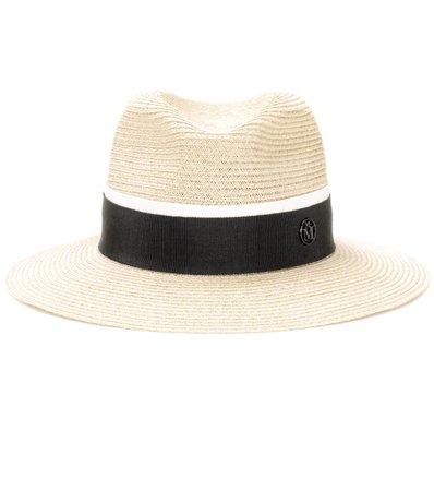 Henrietta Straw Hat | Maison Michel - mytheresa