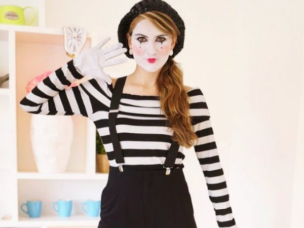 23 Funny and Scary DIY Halloween Costumes Ideas - Fashiondioxide