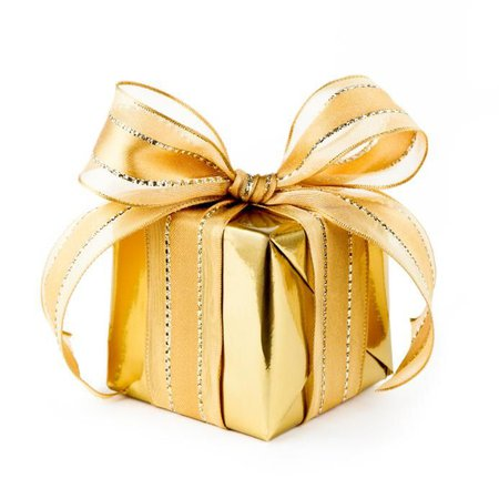 gold christmas presents - Google Search