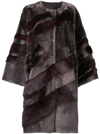 Liska, longsleeved winter Coat