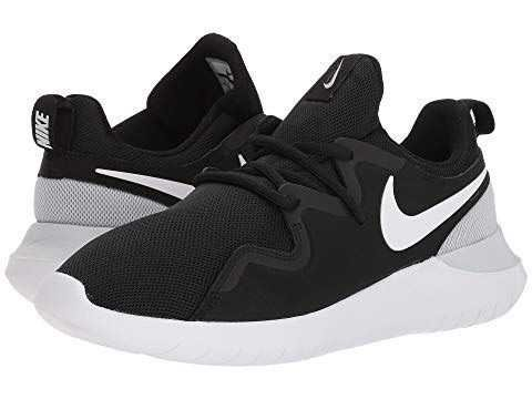 NIKE Tessen, BLACK/WHITE/PURE PLATINUM.