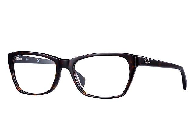 Ray-Ban prescription glasses RB5298 Tortoise - Acetate - 0RX5298201253   Ray-Ban® USA