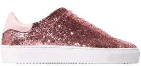 Clean 90 Glittered Leather Sneakers