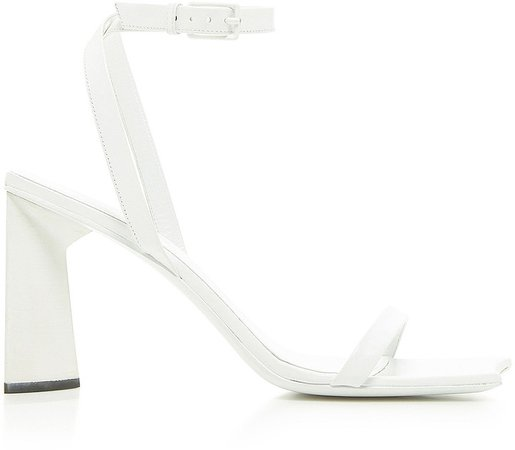 Moon Sandals in Optical White | FWRD