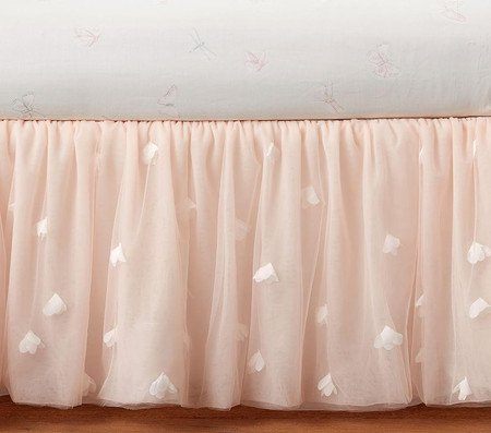 Monique Lhuillier Sateen Ethereal Butterfly Baby Bedding | Pottery Barn Kids CA
