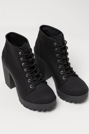 H&M Sneaker Heels